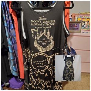 Harry Potter Skater Dress